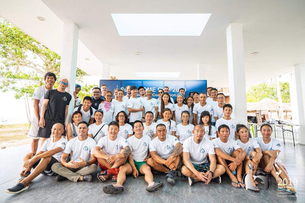 SuperHOME Cup 2019 Freediving Competition