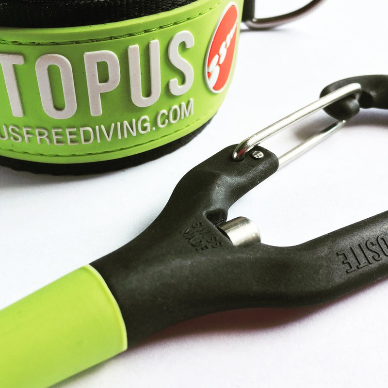 Octopus Freediving Competition Lanyard