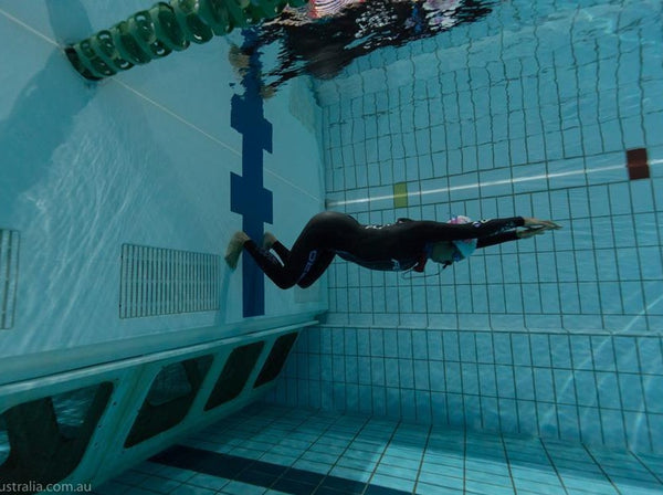 Intermediate Freediving Course (Molchanovs Lap/Wave 2 Certification)