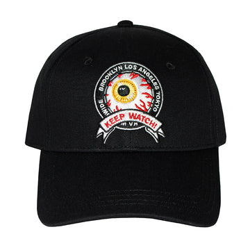 Keep Watch Banner Cap
