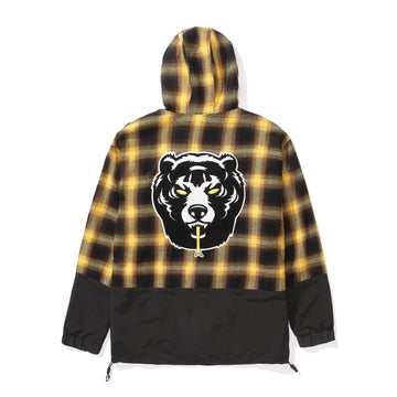 Lucas Tartan Death Adder Jacket