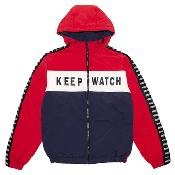 Keep Watch Region Down Puffy Jacket