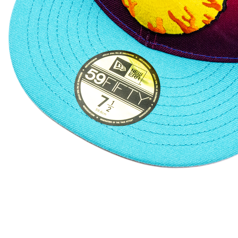 My Pet Mishka Keep Watch 2.0 New Era 5950 Fitted Cap