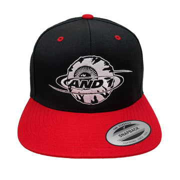 And1 x Mishka Keep Watch Snapback Cap