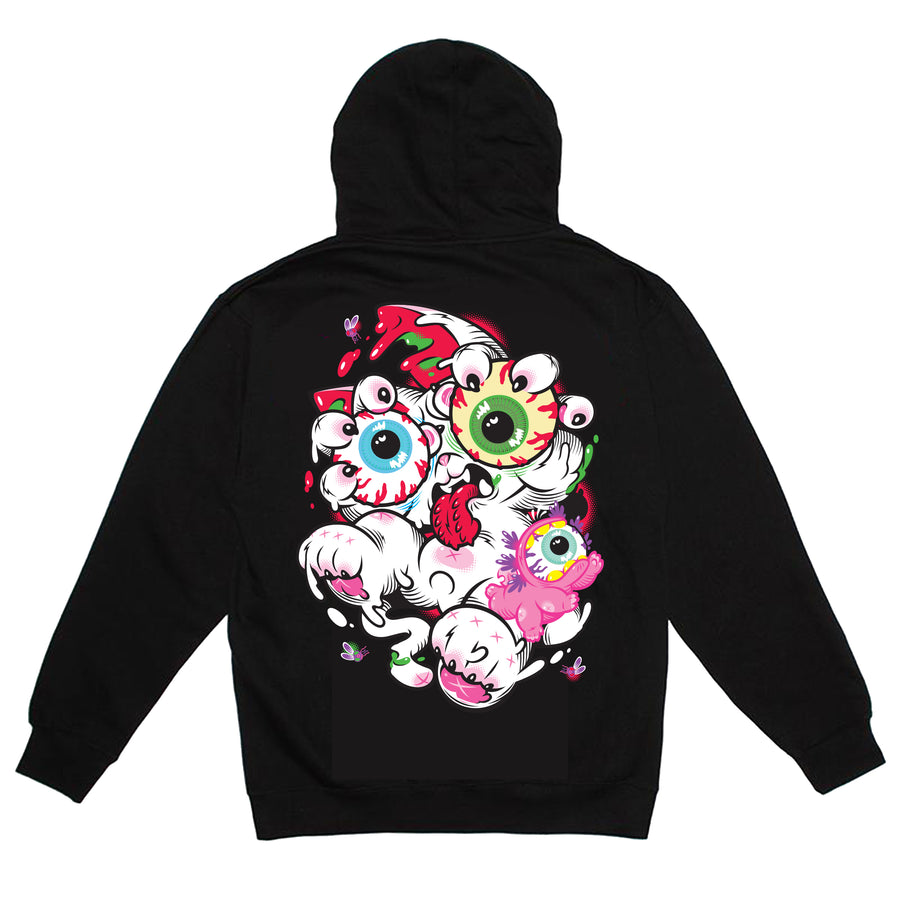 Mishka x Grape Brain