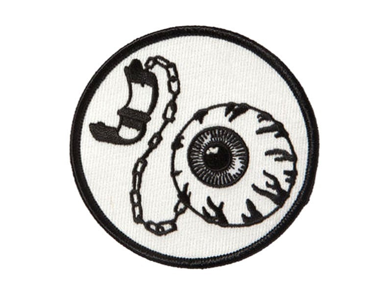 Ball & Chain x Mishka NYC Keep Watch Patch