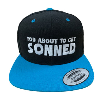 And1 x Mishka Father Almighty Snapback Cap