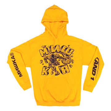 And1 x Mishka Hard In The Paint  Hoodie