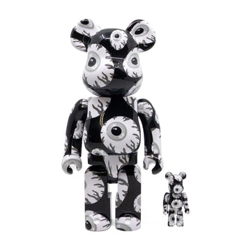 Keep Watch Bearbrick Set