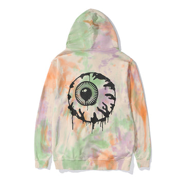 Keep Watch Wet Paint Tie-Dye Hoodie