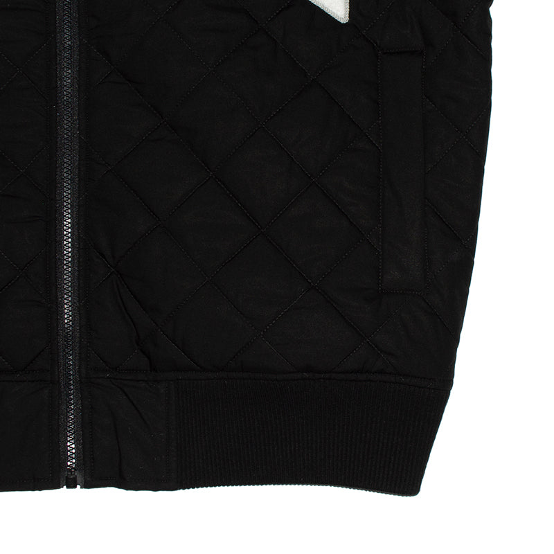 Keep Watch Quilted Jacket