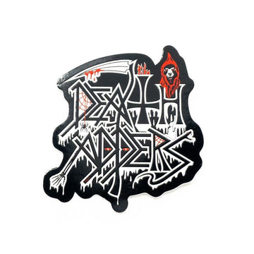 Addicted To Death Sticker - Mishka