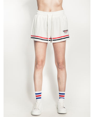 Keep Watch Girl's Shorts (Off White)