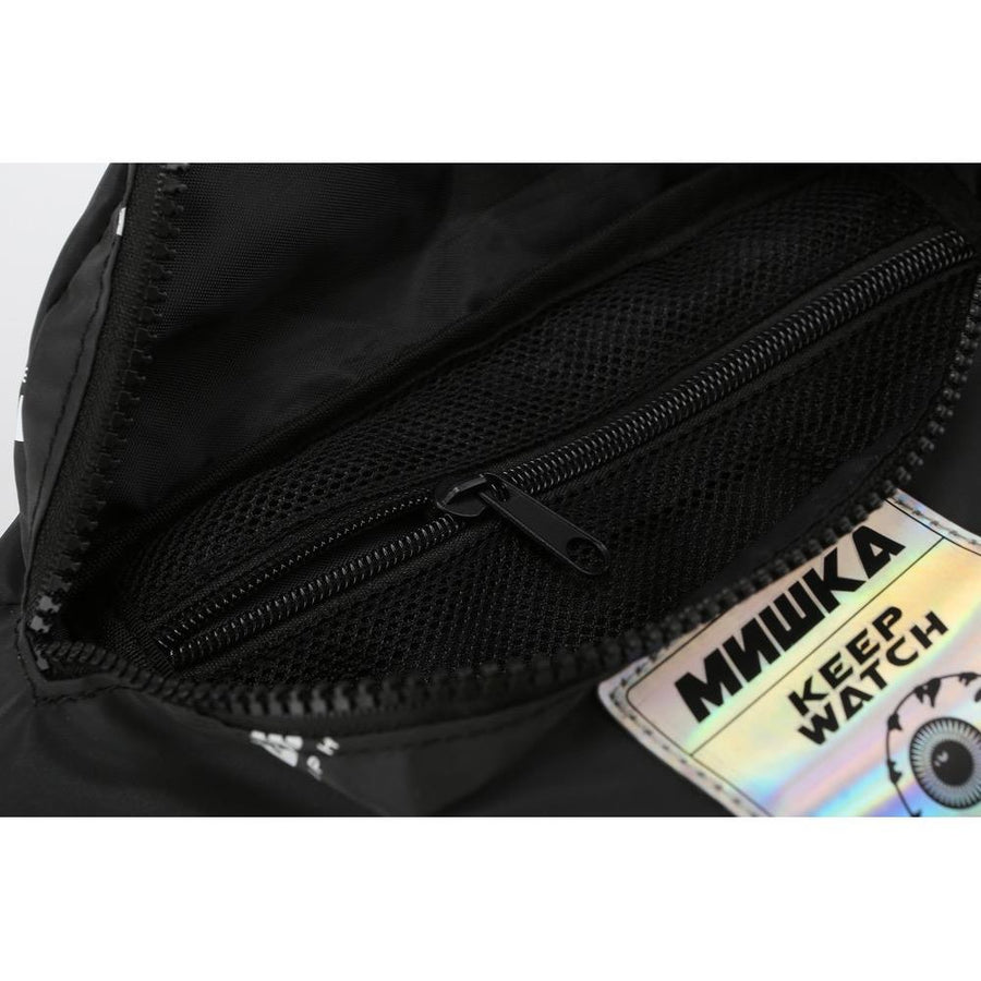 All Over Logo Print Fannypack - Mishka