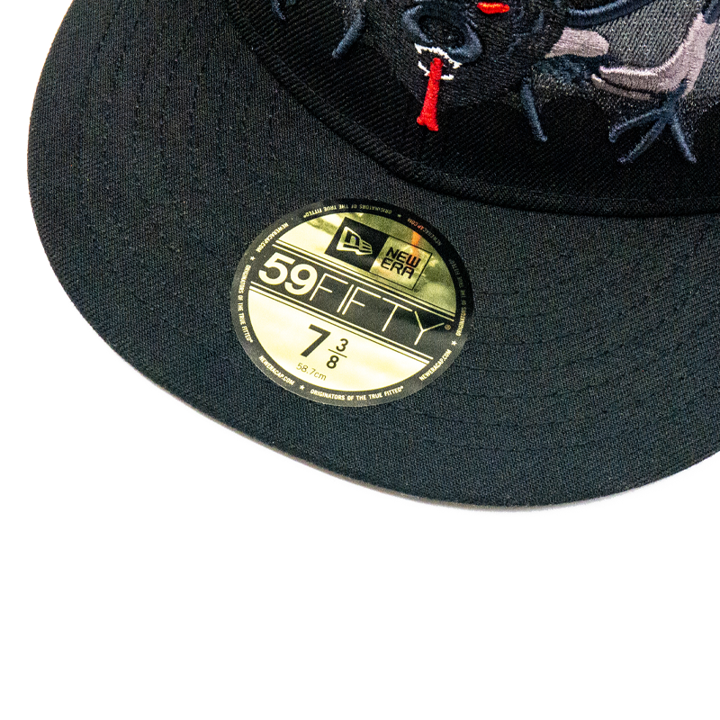 Bat Bite 2.0 New Era 5950 Fitted Cap