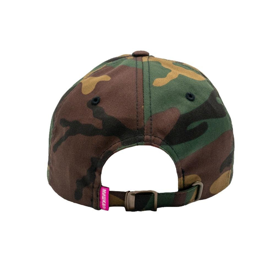 Black Widow Dad Hat - Mishka