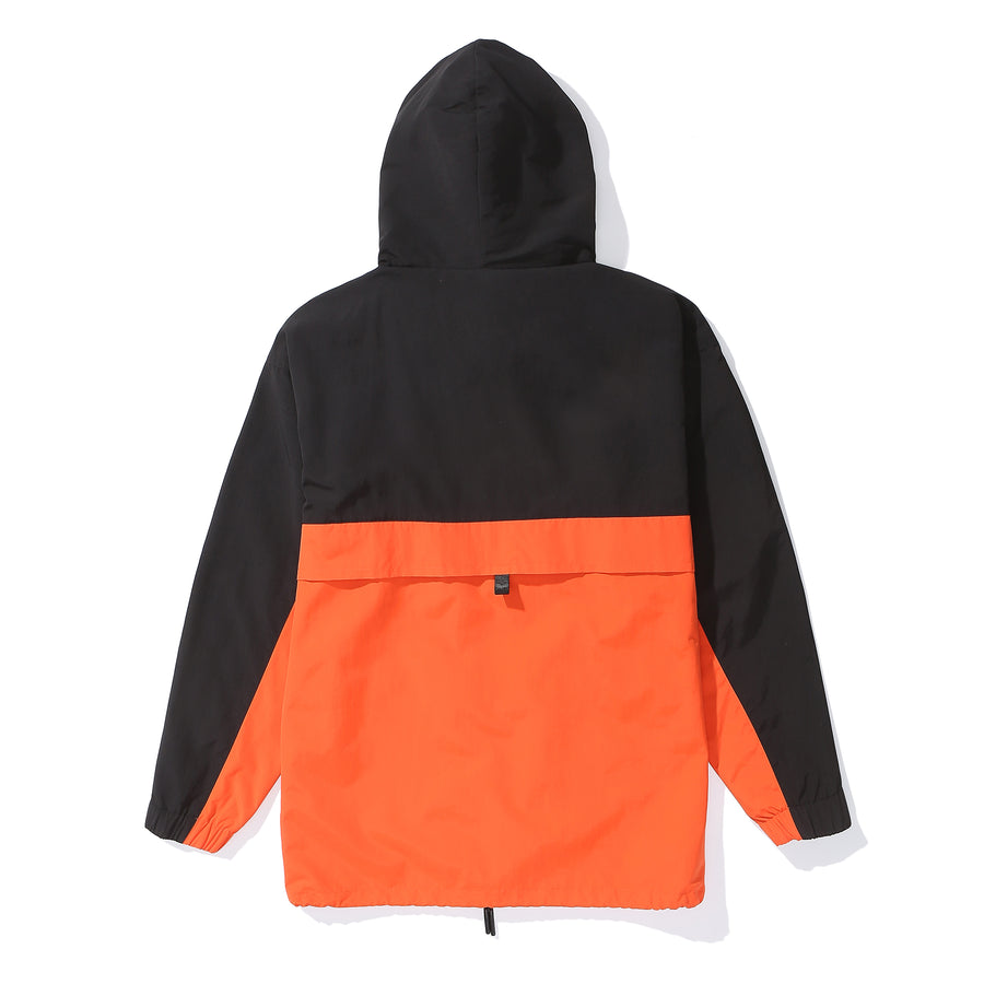 Black/Orange Mishka Jacket