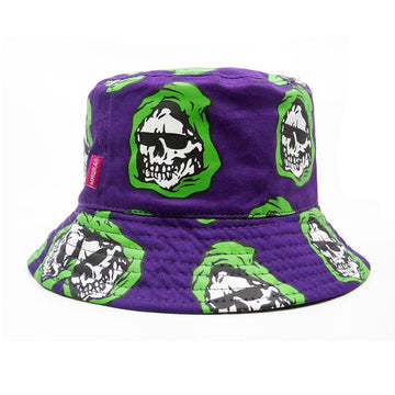 Chill Reaper Bucket Hat - Mishka