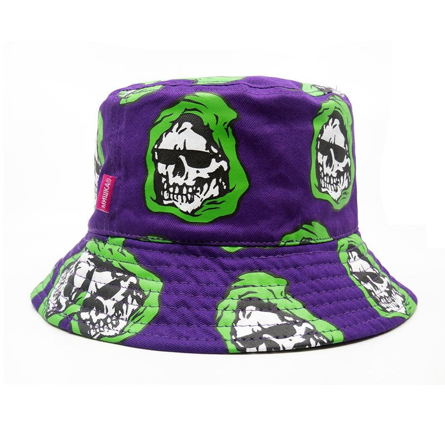 Chill Reaper Bucket Hat - Mishka NYC