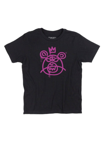 Classic Bear Mop Youth Tee - Mishka