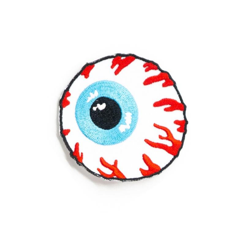 Classic Keep Watch Patch - Mishka