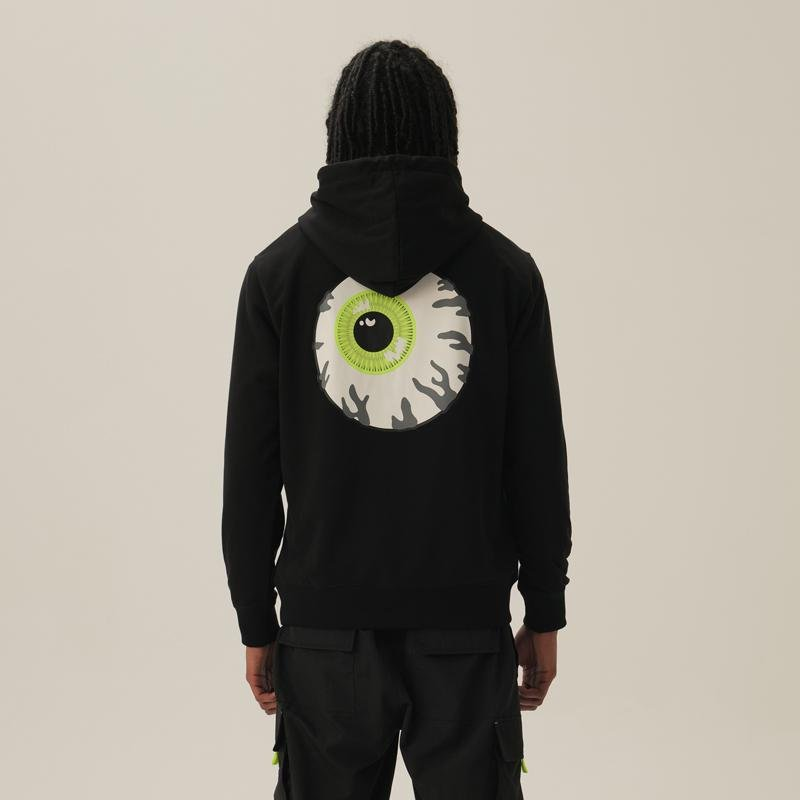 Cyrillic Keep Watch Hoodie - Mishka