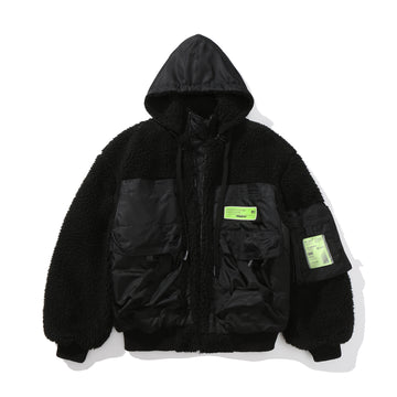 Fur Death Adder Parka