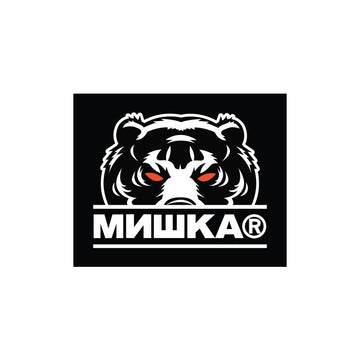 Death Adder Lock Up Sticker - Mishka