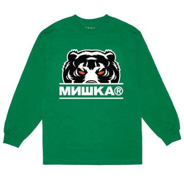 Death Adder Lockup Longsleeve - Mishka NYC