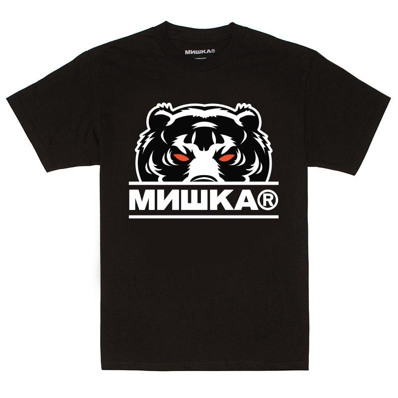 Death Adder Lockup Tee - Mishka NYC