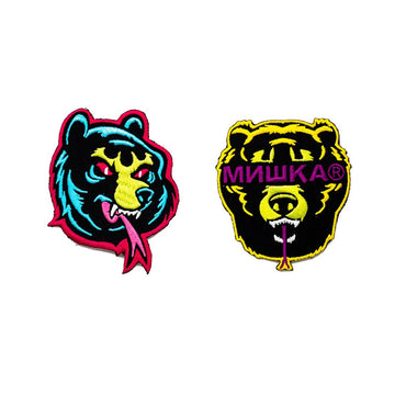 Death Adder Patch Bundle - Mishka