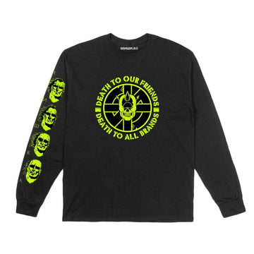 Death To All Longsleeve - Mishka