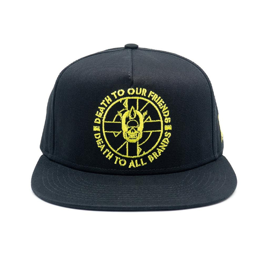 Death To All Snapback - Mishka NYC