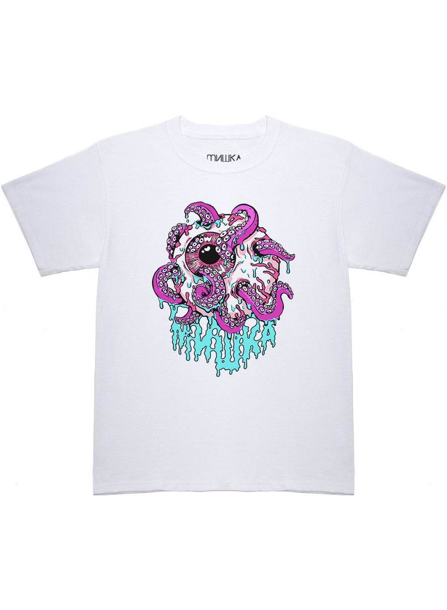 Devil Fish Keep Watch - Mishka