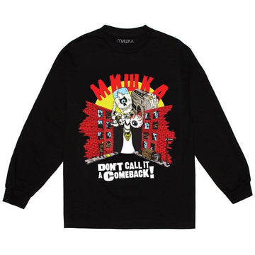 Don't Call It A Comeback Longsleeve - Mishka