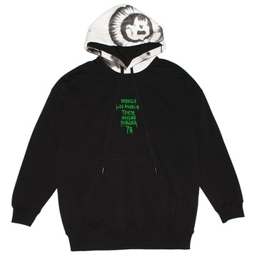 Simon Skull Worldwide Keep Watch Hoodie
