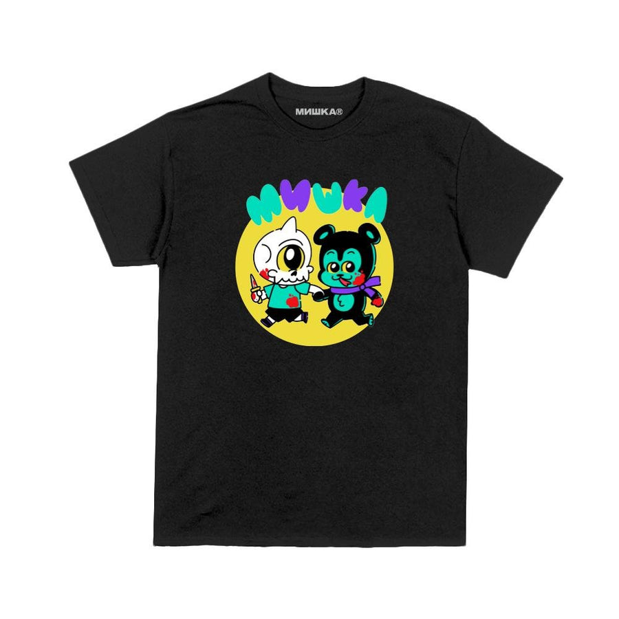 Friends 4 Never Tee - Mishka