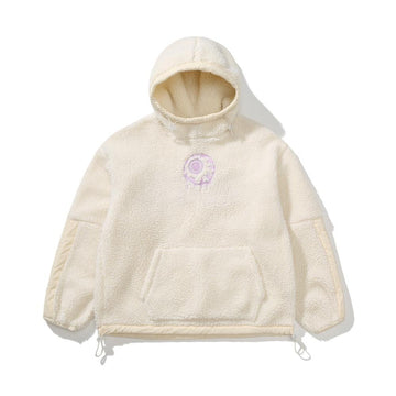 Frozen Over Polar Fleece Pullover - Mishka