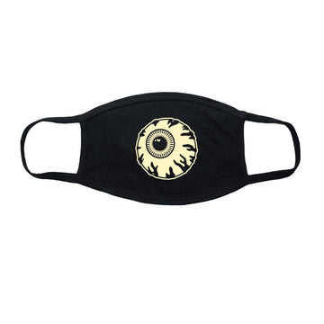 Glow in the Dark Keep Watch Face Mask - Mishka