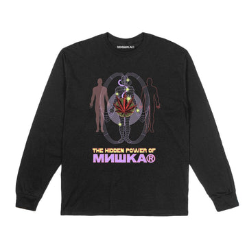 Hidden Power Longsleeve - Mishka