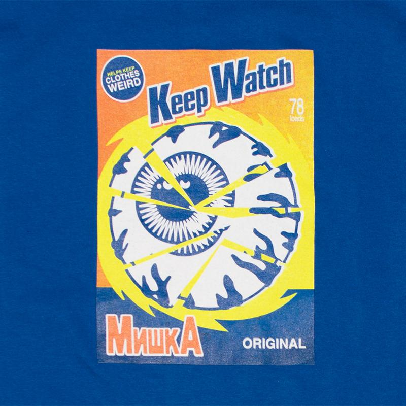 Keep Watch Challenge - Mishka NYC