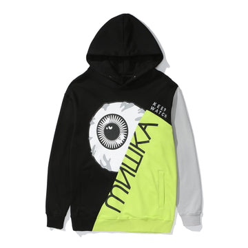 Keep Watch Clutch Pullover Hoodie - Mishka NYC