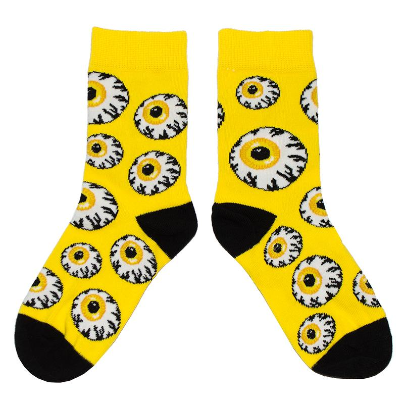Keep Watch Crew Socks - Mishka