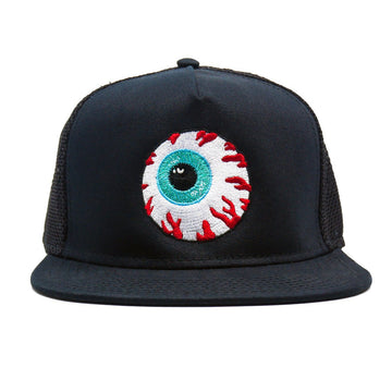 Keep Watch Embroidered Trucker Hat - Mishka