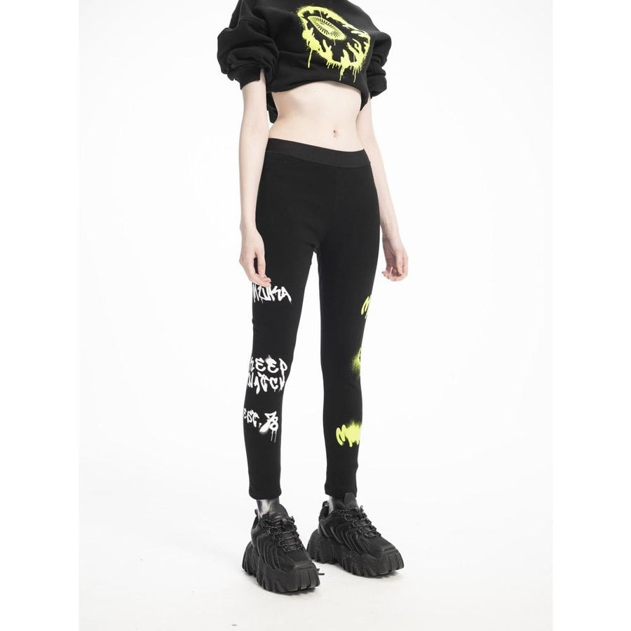 Keep Watch Graff Leggings - Mishka