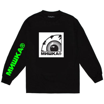Keep Watch Lockup Longsleeve - Mishka NYC