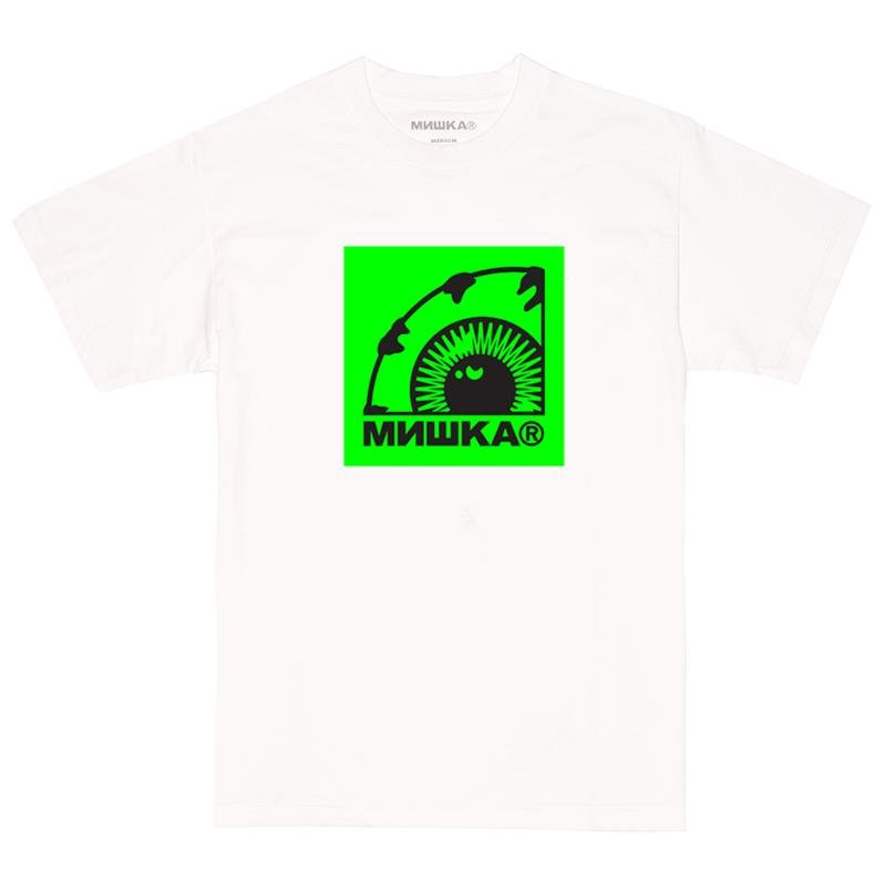 Keep Watch Lockup Tee - Mishka
