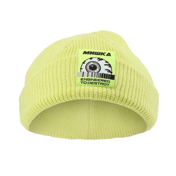 Keep Watch Logo Beanie - Mishka