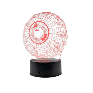 Keep Watch Mainframe Color Changing LED Lamp - Mishka