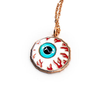 Keep Watch Necklace - Rose Gold - Mishka